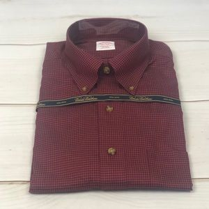NWT Brooks Brothers Traditional Fit Shirt